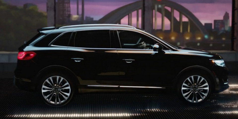 2017 Lincoln MKX Owners Manual