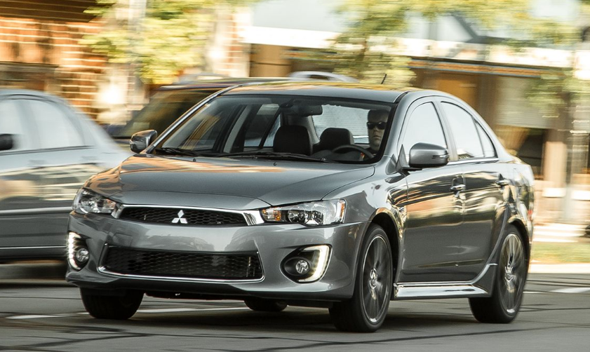 2017 Mitsubishi Lancer Owners Manual
