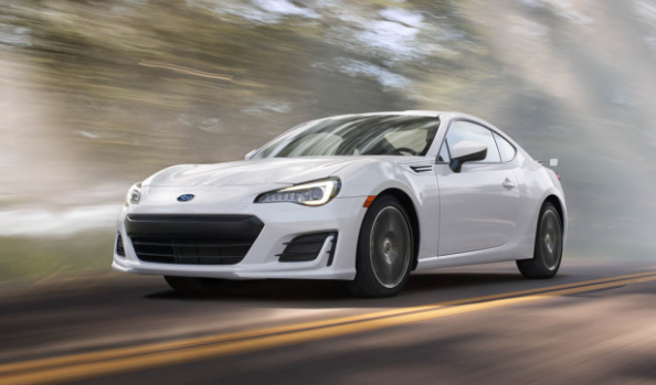 2017 Subaru BRZ Owners Manual