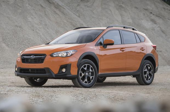 2017 Subaru Crosstrek Owners Manual