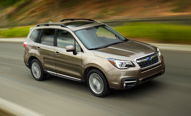 2017 Subaru Forester Owners Manual