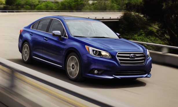 2017 Subaru Legacy Owners Manual