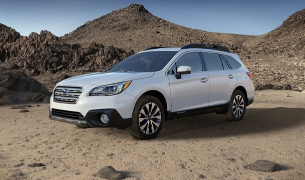2017 Subaru Outback Owners Manual