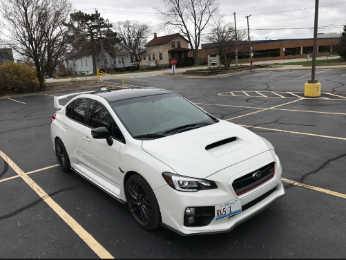 2017 Subaru WRX Owners Manual
