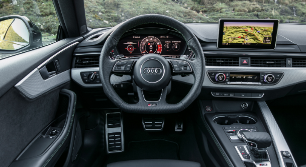2018 Audi RS5 Interior and Redesign
