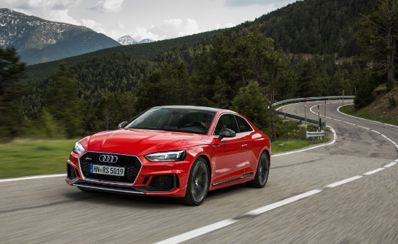 2018 Audi RS5 Owners Manual