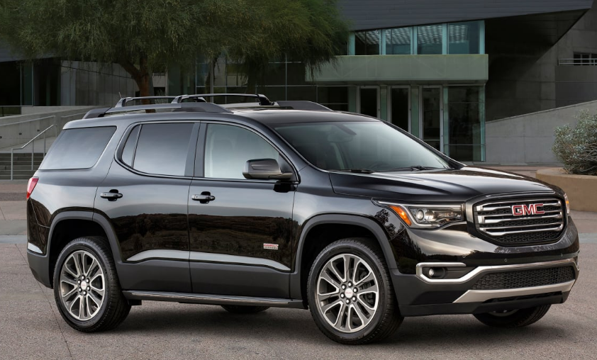 2018 GMC Acadia Owners Manual