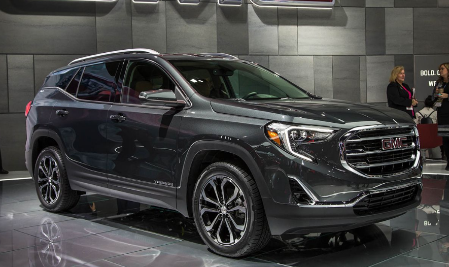 2018 GMC Terrain Owners Manual