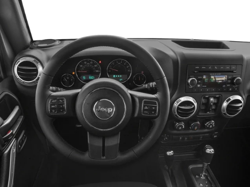 2018 Jeep Wrangler Unlimited Interior and Redesign