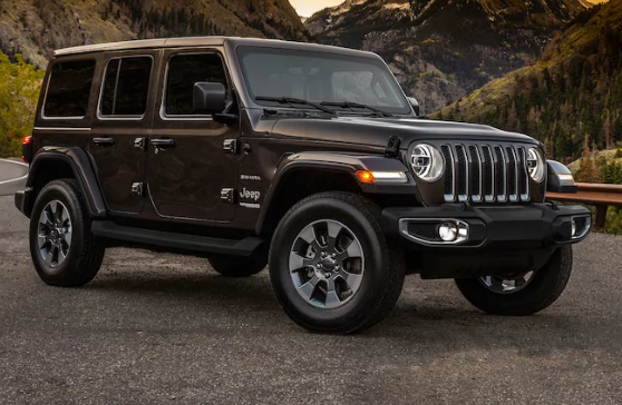 2018 Jeep Wrangler Unlimited Owners Manual