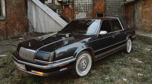 1993 Chrysler New Yorker Owners Manual