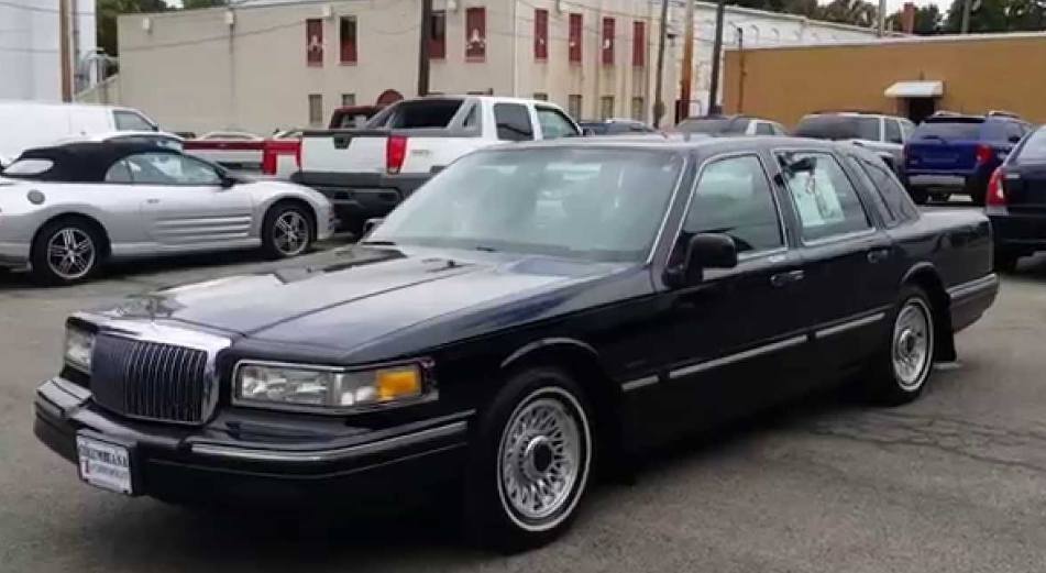 1995 Lincoln Continental Owners Manual