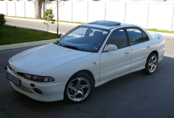 1995 Mitsubishi Galant Owners Manual