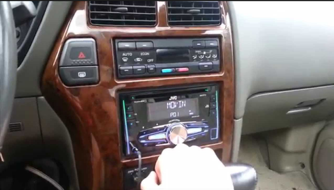 1997 Infiniti QX4 Interior and Redesign