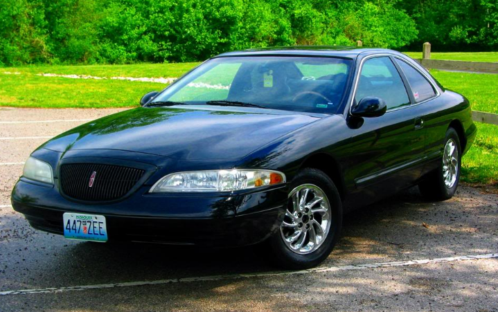1997 Lincoln Mark VIII Owners Manual