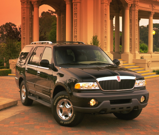 1998 Lincoln Navigator Owners Manual