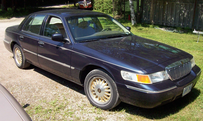 1999 Lincoln Continental Owners Manual