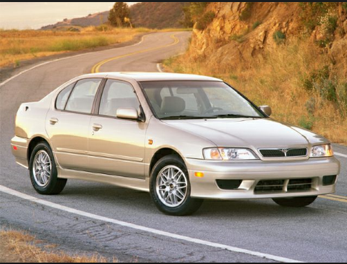 2000 Infiniti G20 Owners Manual and Concept