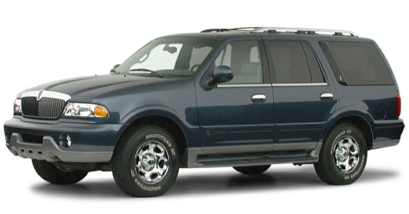 2000 Lincoln Navigator Owners Manual