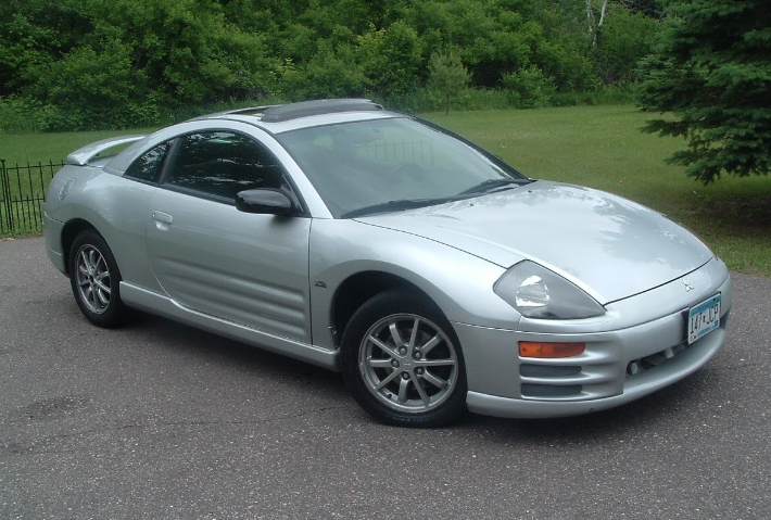 2000 Mitsubishi Eclipse Owners Manual