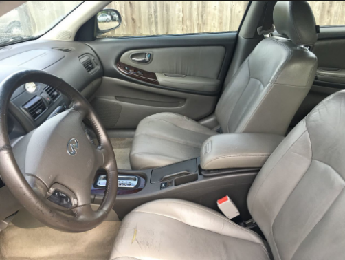 2001 Infiniti I30 Interior and Redesign