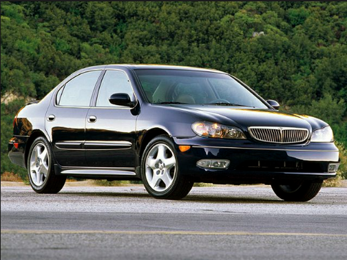 2001 Infiniti I30 Owners Manual and Concept