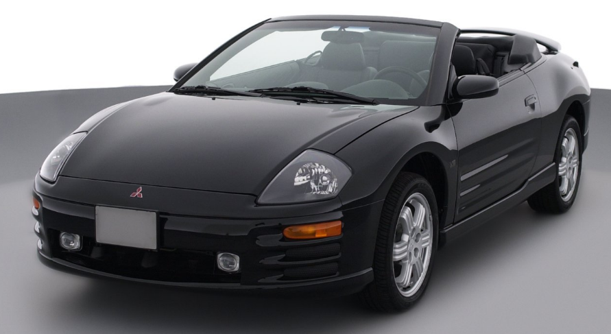 2001 Mitsubishi Eclipse Owners Manual