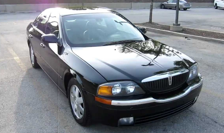 2002 Lincoln LS Owners Manual