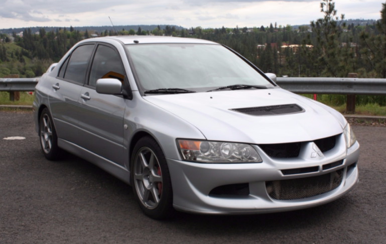 2003 Mitsubishi Lancer Owners Manual