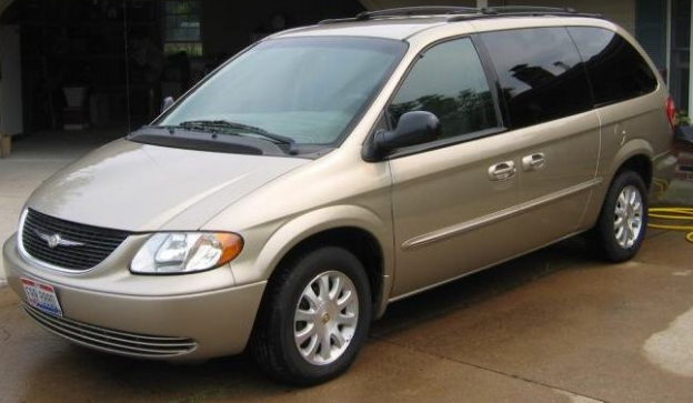 2004 Chrysler Town and Country Owners Manual