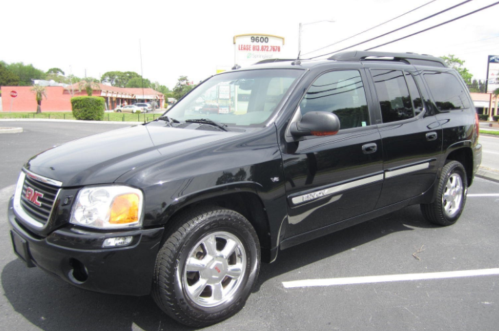 2004 GMC Envoy Owners Manual
