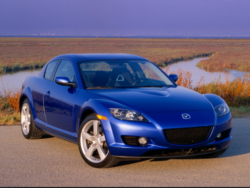 2004 Mazda RX-8 Owners Manual