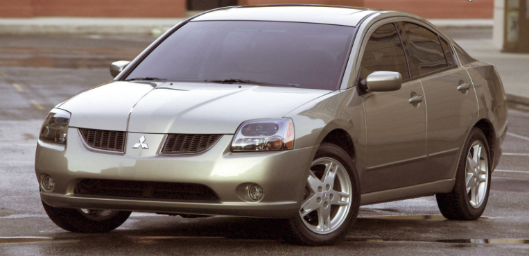 2004 Mitsubishi Galant Owners Manual