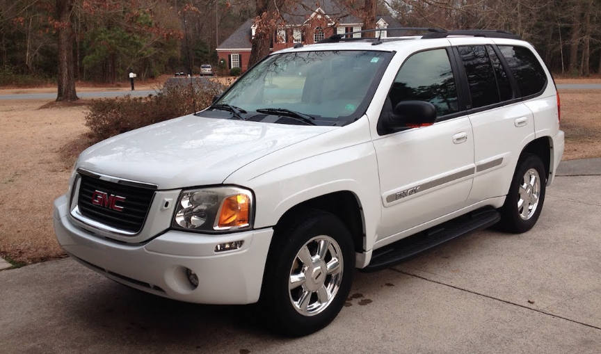 2005 GMC Envoy Owners Manual