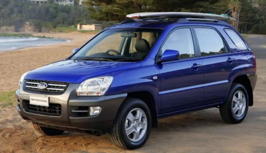 2005 Kia Sportage Owners Manual