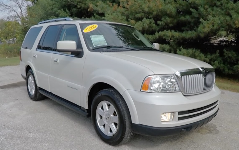 2005 Lincoln Navigator Owners Manual