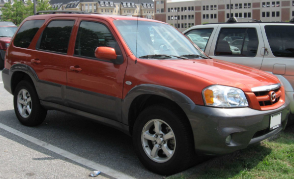 2005 Mazda Tribute Owners Manual