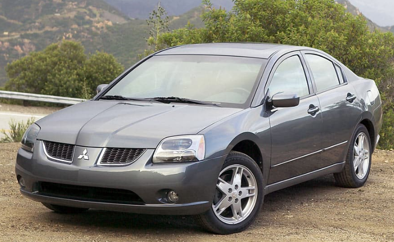2005 Mitsubishi Galant Owners Manual