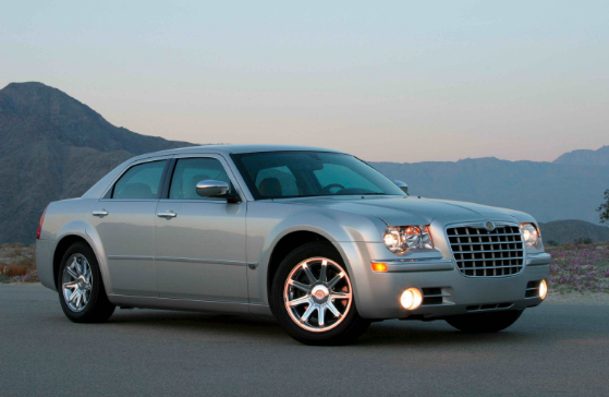 2006 Chrysler 300C Owners Manual