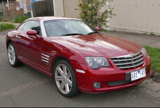 2006 Chrysler Crossfire Owners Manual