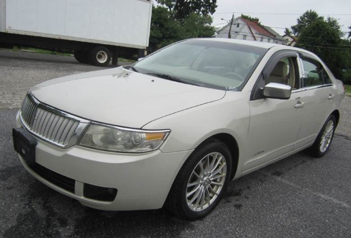 2006 Lincoln Zephyr Owners Manual