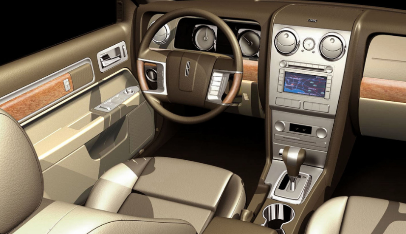 2006 Lincoln Zephyr Interior and Redesign