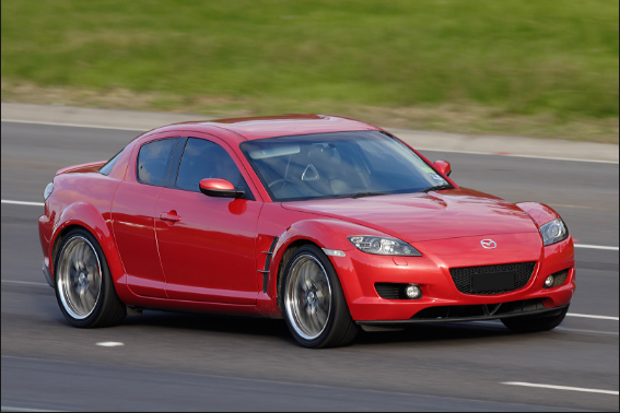 2006 Mazda RX-8 Owners Manual