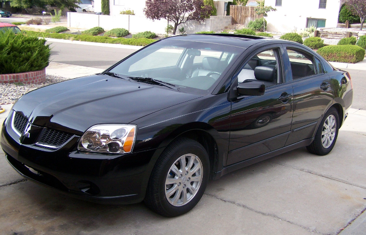 2006 Mitsubishi Galant Owners Manual