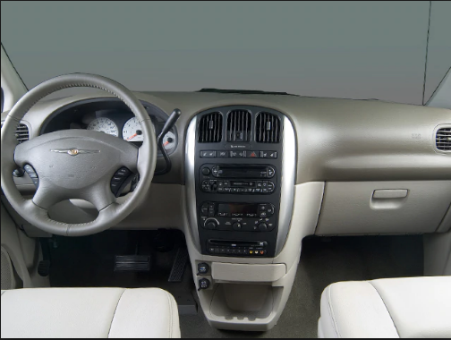 2007 Chrysler Town and Country Interior and Redesign