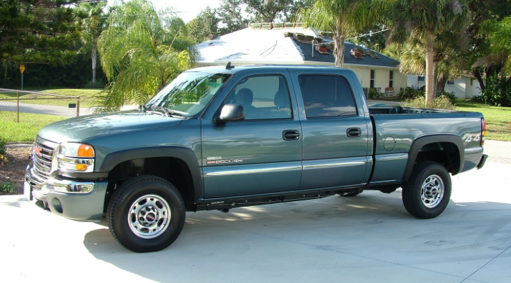 2007 GMC Sierra HD Owners Manual
