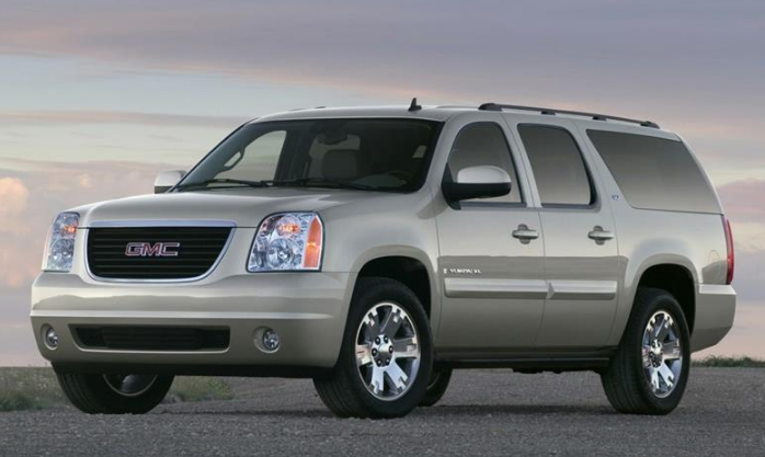 2007 GMC Yukon XL Owners Manual