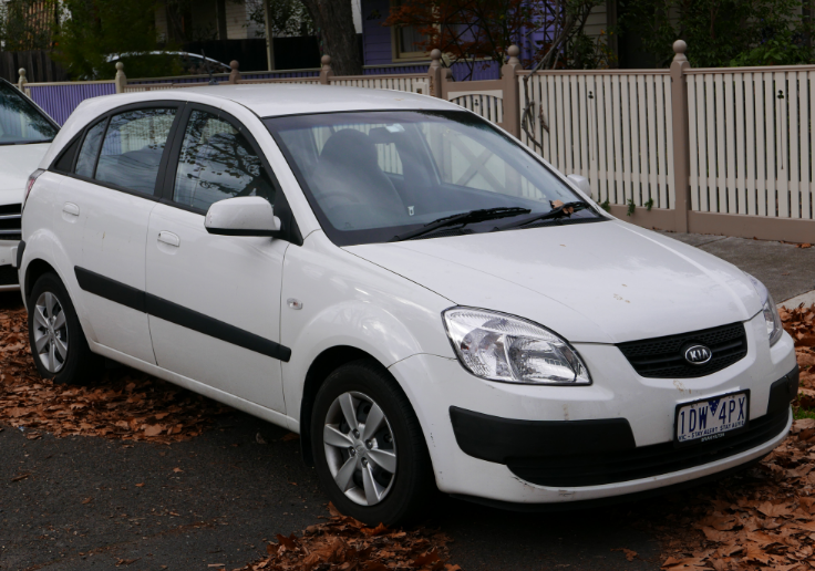 2007 Kia Rio Owners Manual