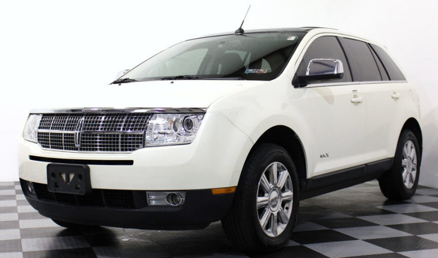 2007 Lincoln MKX Owners Manual
