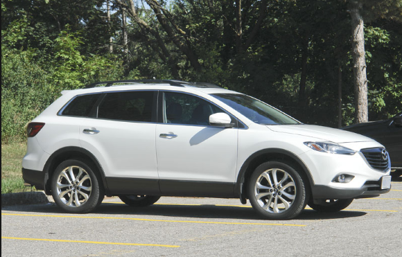 2007 Mazda CX-9 Owners Manual